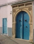 Tunisia- Medina Door