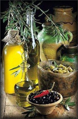 Olives Tunisia