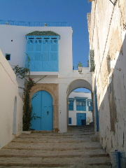 Tunisia- Sidi Bou Said