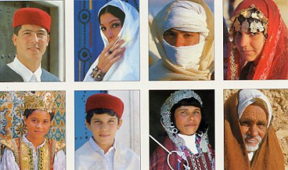 Tunisia-people